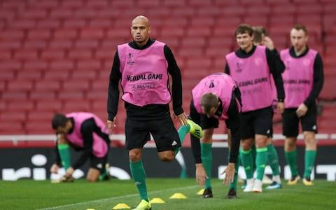 FC Vorskla Poltava Training - Emirates Stadium, London, Britain - Credit: Action Images via Reuters/Peter Cziborra