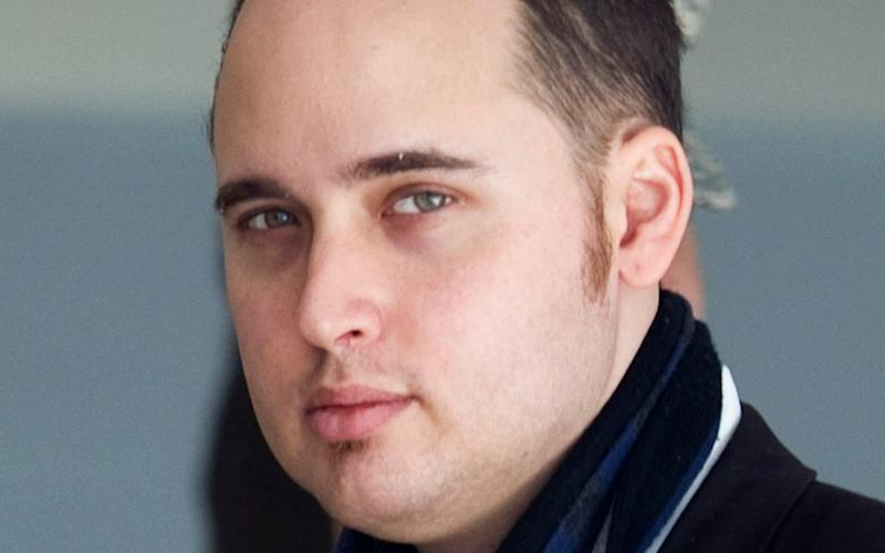 Adrian Lamo told the US army about his online chats with then Bradley Manning - Reuters