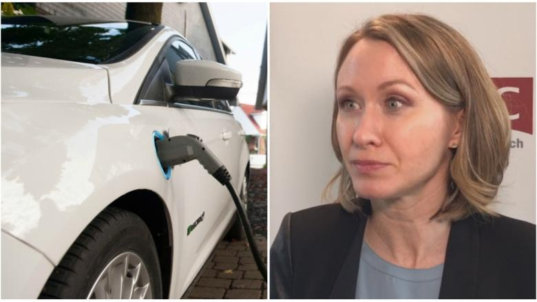 Electric car growth 'could really change the outlook for oil,' Calgary forum hears