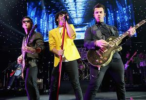 The Jonas Brothers   Photo Credits: Christopher Polk/Getty Images