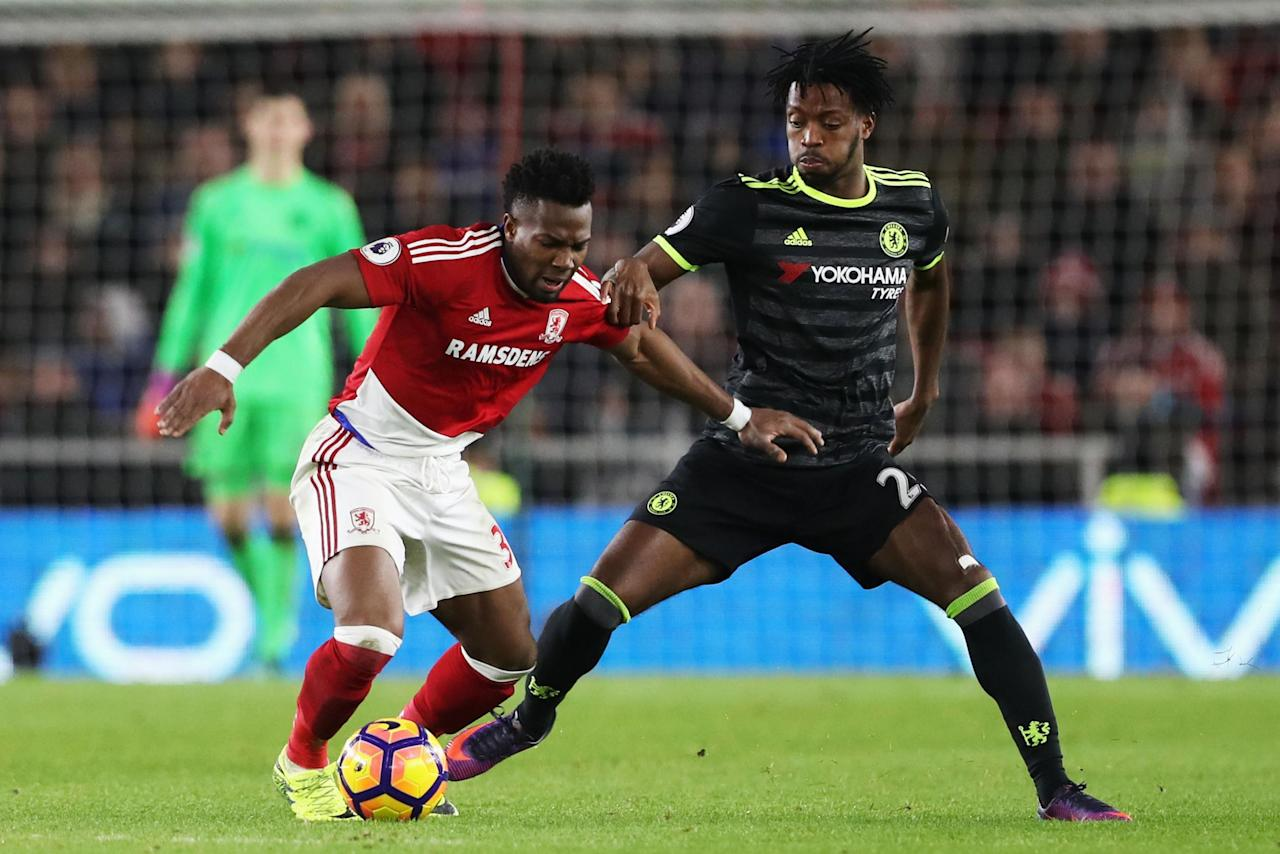 Chelsea turn attentions back to Middlesbrough winger Adama Traore