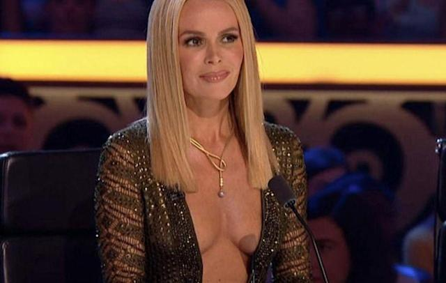 The judge on <em>Britain's Got Talent</em>. (Photo: ITV / Britain's Got Talent)