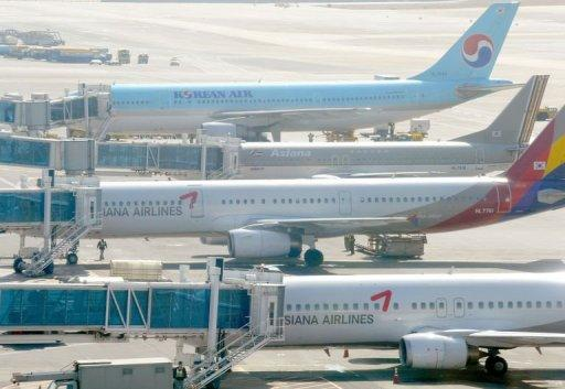 Flag carrier Korean Air reportedly is considering bidding for a stake in aircraft maker Korea Aerospace Industries (KAI)
