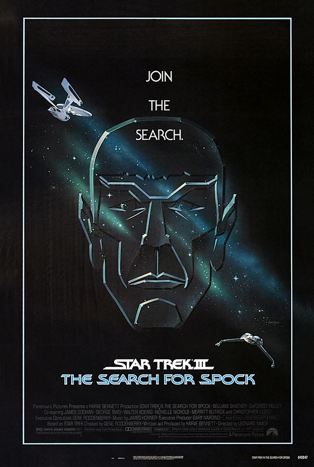 """""""Star Trek III: The Search for Spock"""" - 1984"""