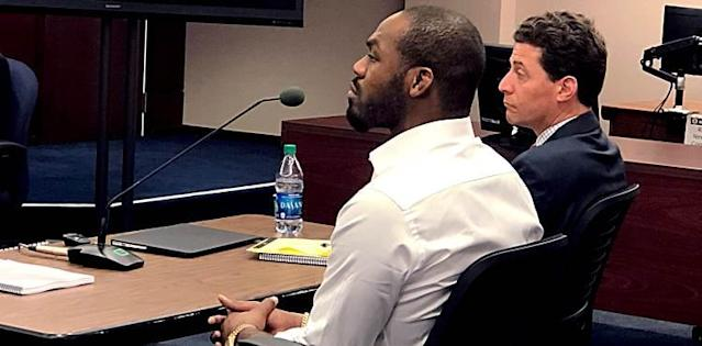 Jon Jones UFC 235 Pre-Fight NSAC Hearing 012919
