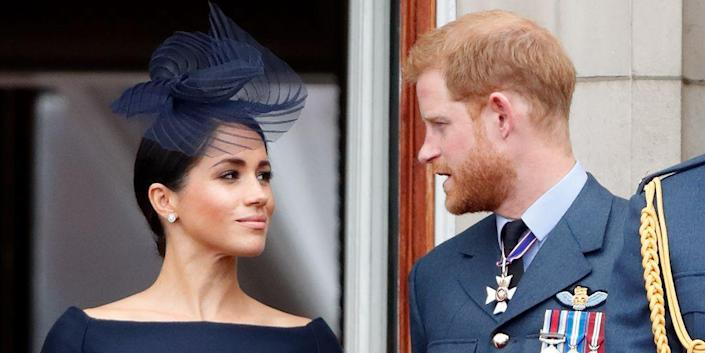 "Meghan Markle Reportedly ""Embarrassed"" Prince Harry by Revealing Her Pregnancy at Princess Eugenie's Wedding"