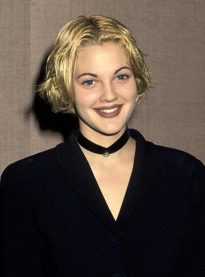 At the 50th annual Golden Globe Awards nominations announcement on Dec. 29, 1992.