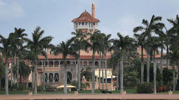 PHOTO: PPresident Donald Trump's Mar-a-Lago resort is seen on April 3, 2019 in West Palm Beach, Fla. (Joe Raedle/Getty Images, FILE)