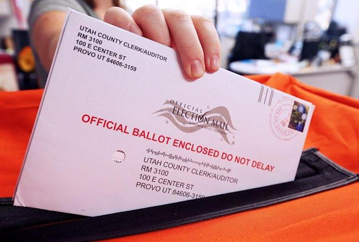 Vote-By-Mail Ballots