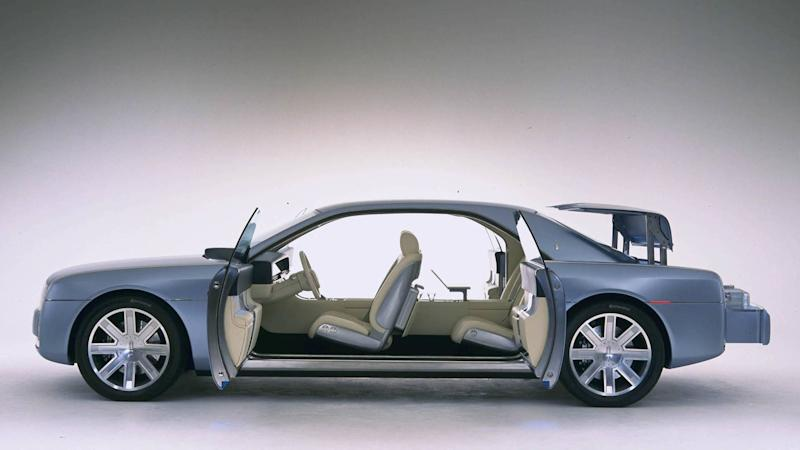 Suicide Doors On Future Lincoln Continental Page 4 Ford Inside