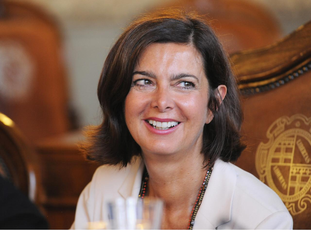 "<p>The Italian parliamentarian is on a mission to stamp out hate speech on social media. She is one of many notable women who face a constant barrage of misogynist insults online, some threatening violence. One cause, she says, is fake news and disinformation, which she told BuzzFeed News ""...whether it's driven by profit or as political propaganda, is all too often an antechamber to hate."" She noted the thin line between online and offline violence, referencing the assassination last June of British Labour MP Jo Cox, who was shot and stabbed by a constituent with links to neo-Nazi groups. Boldrini has launched a public-awareness campaign and written an open letter to Facebook's Mark Zuckerberg, challenging him to take on the issue.</p>"