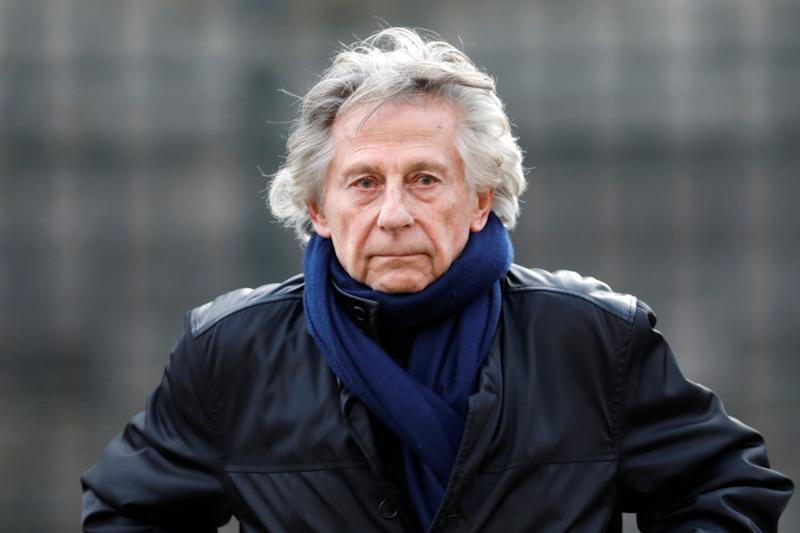 Film director Roman Polanski arrives at the Madeleine Church to attend a ceremony during a 'popular tribute' to late French singer and actor Johnny Hallyday in Paris, France, December 9, 2017. REUTERS/Charles Platiau