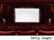 Picture of a cinema screen