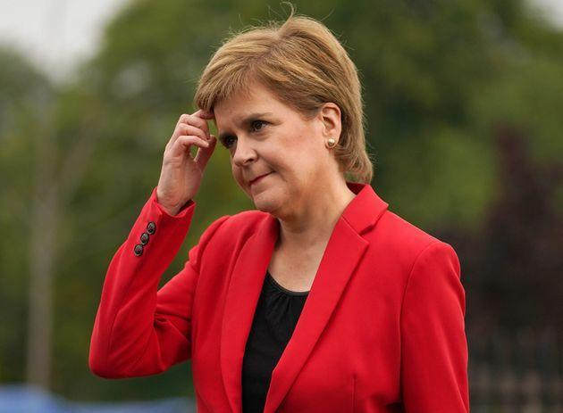 Scotland's first minister Nicola Sturgeon has vowed to hold a second independence referendum by 2023 (Photo: WPA Pool via Getty Images)