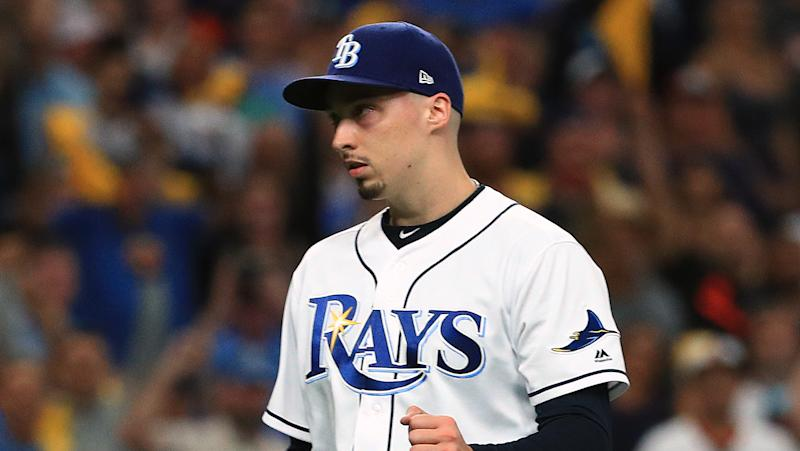 Coronavirus: Rays star pitcher Snell refuses to play unless he gets full salary