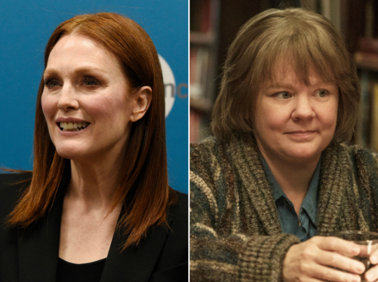 Julianne Moore Fired From 'Can You Ever Forgive Me?' for