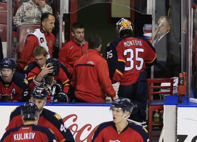 Florida Panthers offer practice backup goaltending tryout as promotion