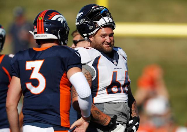 "Why Broncos G Dalton Risner ""has all the tools to be one of the best offensive linemen in the NFL"""