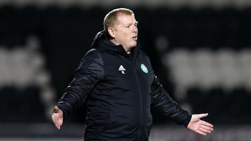 Neil Lennon says 'dominant' Celtic deserved to progress after late win in Riga