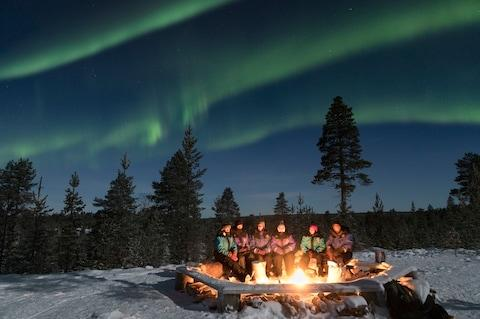 Search for the Northern Lights with The Aurora Zone - Credit: The Aurora Zone/Anthony Oberlin