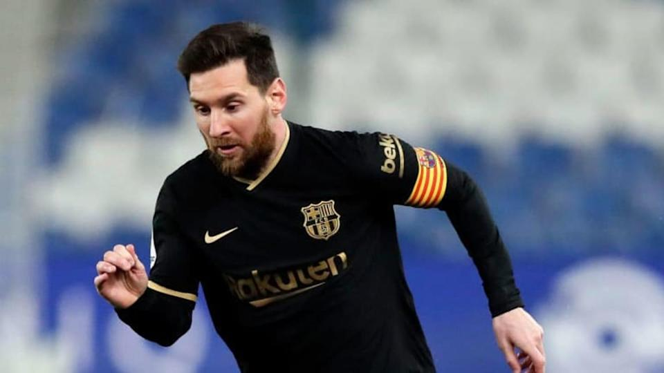Leo Messi, FC Barcelona | Soccrates Images/Getty Images