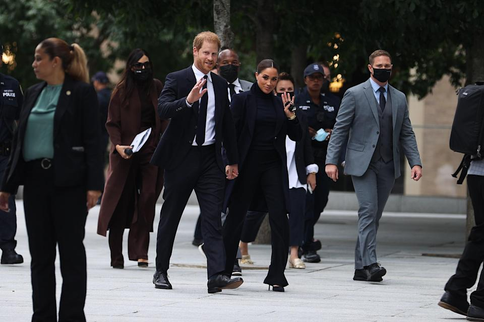 """<h1 class=""""title"""">Prince Harry and Meghan Markle visit NYC</h1><cite class=""""credit"""">Anadolu Agency/Getty Images</cite>"""