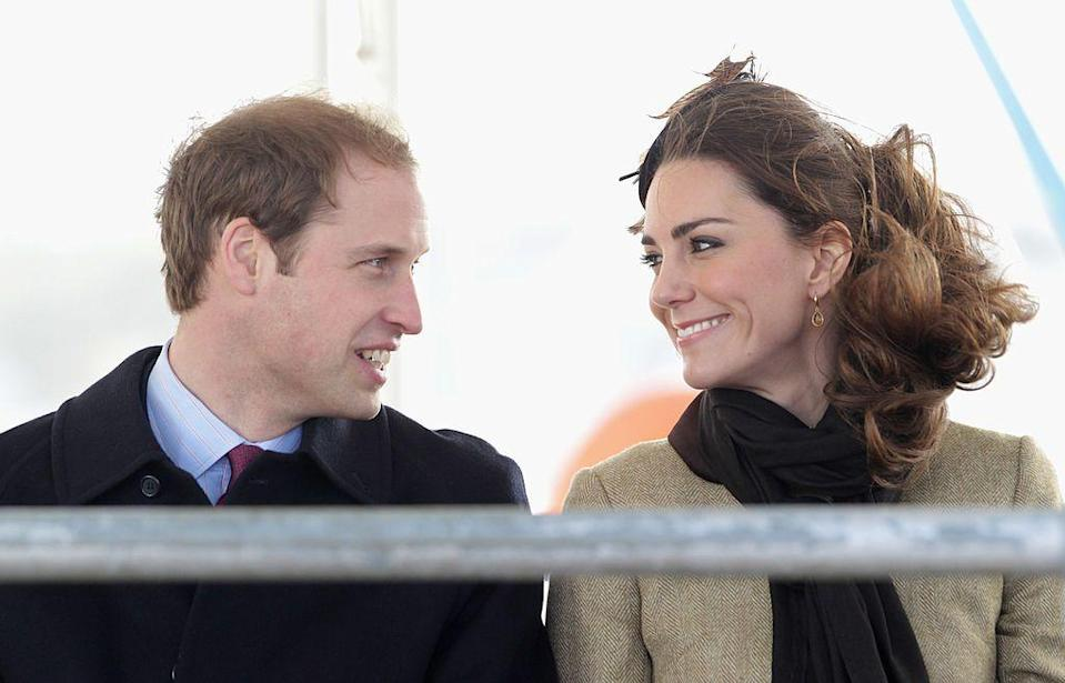 "<p>William was so nervous about finding the perfect time to propose to Kate that he carried the ring around for weeks before taking the plunge. ""I had been carrying it around with me in my rucksack for about three weeks before that and I literally would not let it go,"" he said in the interview with Bradby. ""Everywhere I went I was keeping hold of it because I knew this thing, if it disappeared I would be in a lot of trouble.""</p>"