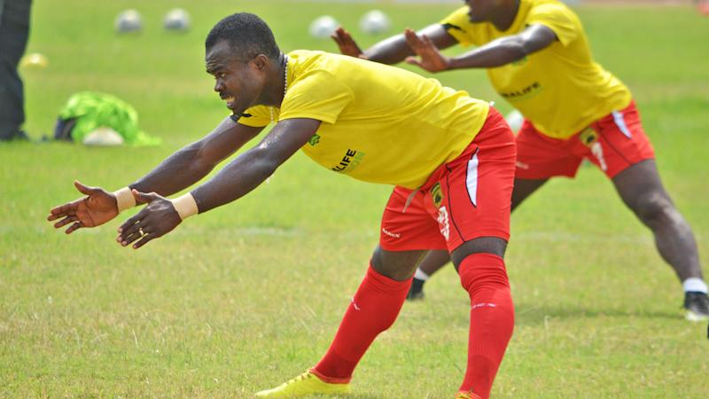Caf Confederation Cup: Coton Sport can cause havoc in return leg, says Frimpong