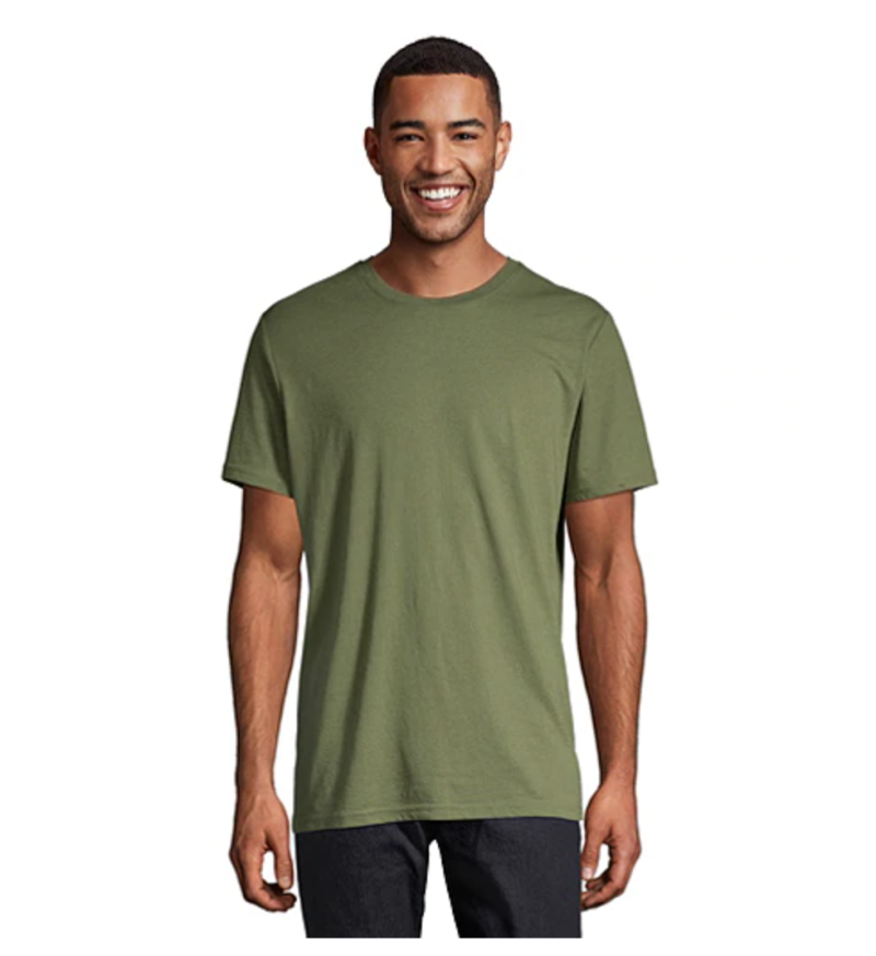 Men's Toros Crew Neck T Shirt. Image via Sport Chek.