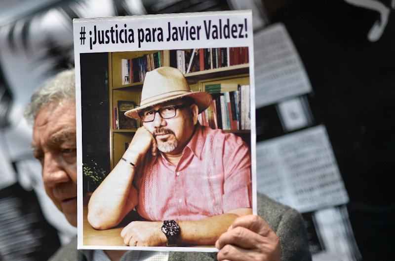 Award-winning Mexican reporter Javier Valdez, 50, was shot dead Monday near the office of the weekly publication he co-founded in the town of Culiacan