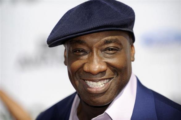 Actor Michael Clarke Duncan arrives at the 2010 BET Awards in Los Angeles June 27, 2010. REUTERS/Gus Ruelas (UNITED STATES - Tags: ENTERTAINMENT)