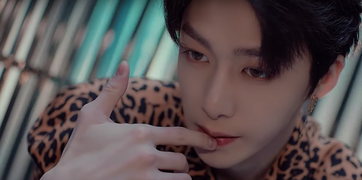 Monsta X's 7 Most Brilliant Makeup Moments From the