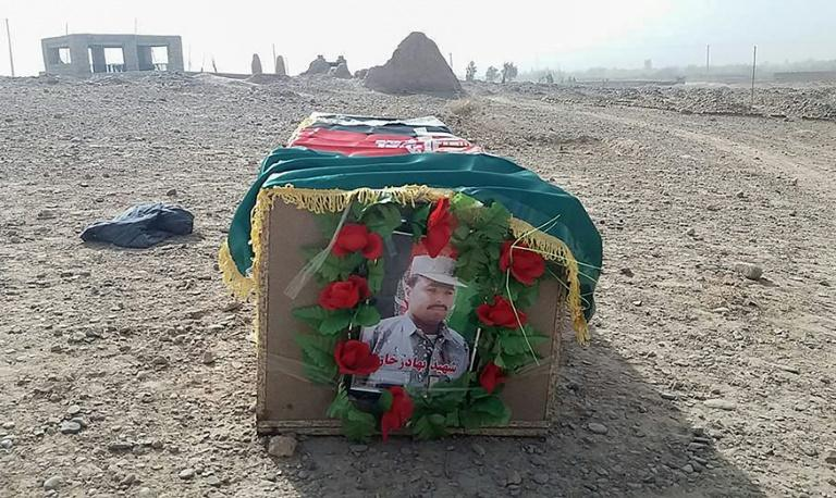 Bahadur Agha had been wounded by six IEDs and joked that the seventh time would be the last. He was right