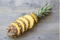 """<p>Another sweet fruit that offers plenty of health benefits is pineapple, which starts to become more readily available in the spring. """"Pineapple contains Vitamin C, bromelain, and dietary fiber, as well as ample moisture,"""" said Heddy Herron, Fdn-P, CTNC, and board-certified Holistic Health Practitioner, Functional Diagnostic Nutrition Practitioner. """"Consumption of pineapple improves digestive health, increases immune functions, lowers cholesterol levels, reduces free radicals in the body, is anti-inflammatory, and reduces sore throat, gout, and bronchitis symptoms.""""</p>"""
