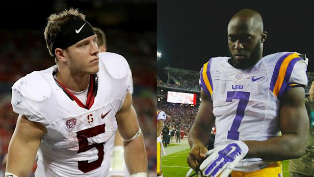 Skipping out on a bowl game requires a few difficult conversations, the abdication of one's own competitive instincts and the abandonment of all sporting logic. That's why Leonard Fournette and Christian McCaffrey will be the minority.