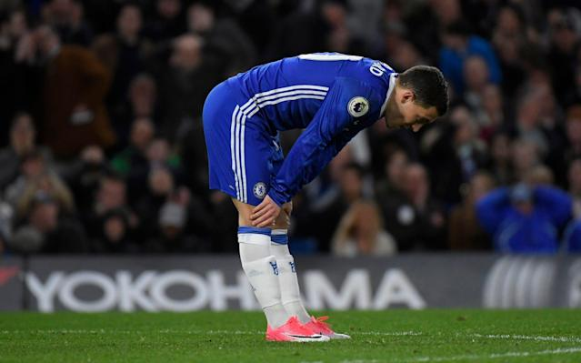 It's been a long season, but Chelsea are closing in on the title - REUTERS