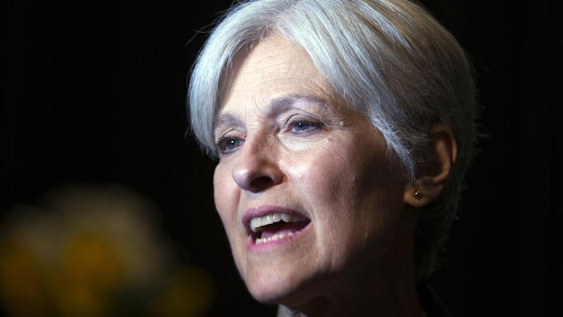 The US Green Party has changed its strategy in seeking a state-wide vote recount in Pennsylvania.