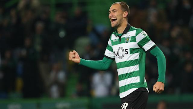 The Dutchman has been in stunning form this season, with his tally for the season in all competitions taken to 29 with a treble against Boavista