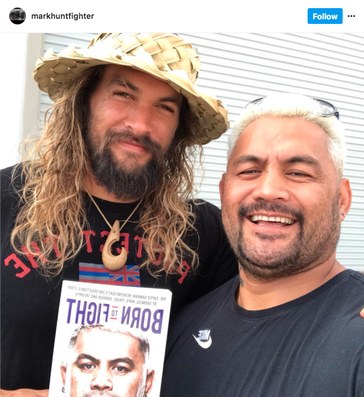 Jason Momoa Rugby: Game Of Thrones Star Performs Spine-tingling Haka For Mark