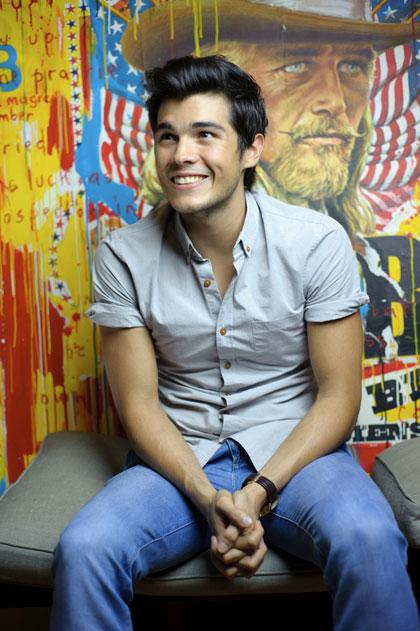 Nationality: Filipino-French Into healthy food? Then Heussaff is the hottie you'd want in your kitchen! This TV personality's diet—which consists of healthy home-cooked meals—helped him lose over 100 pounds in the past few years. A business manager by day, Heussaff continues to advocate healthy eating through his health food blog. Expect him to whip up his signature soft shell crab dish and Israeli cous cous on the show!