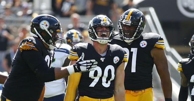 If you could have one player on the Steelers roster, who would it be?