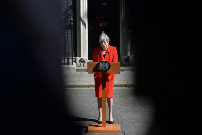 With Theresa May politically fading away, contenders to succeed her as Britain's prime minister start lining up while the risk of crashing out of the EU rises