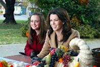 """<p>Pour a cup of warm coffee and break out the Pop-Tarts when watching this feel-good dramedy. Lauren Graham and Alexis Bledel play mother-daughter duo Lorelai and Rory Gilmore, respectively. They rely on each other, especially as Lorelai contends with her own overbearing, well-off parents. The lighthearted moments during the family's weekly dinners offset the drama in this timeless TV show.</p><p><a class=""""link rapid-noclick-resp"""" href=""""https://www.netflix.com/search?q=gilmore+girls&jbv=70155618&jbp=0&jbr=0"""" rel=""""nofollow noopener"""" target=""""_blank"""" data-ylk=""""slk:Watch Now"""">Watch Now</a></p>"""