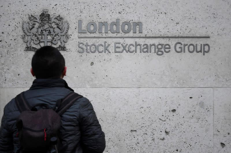 London Stock Exchange's FTSE Russell joins Libor replacement race