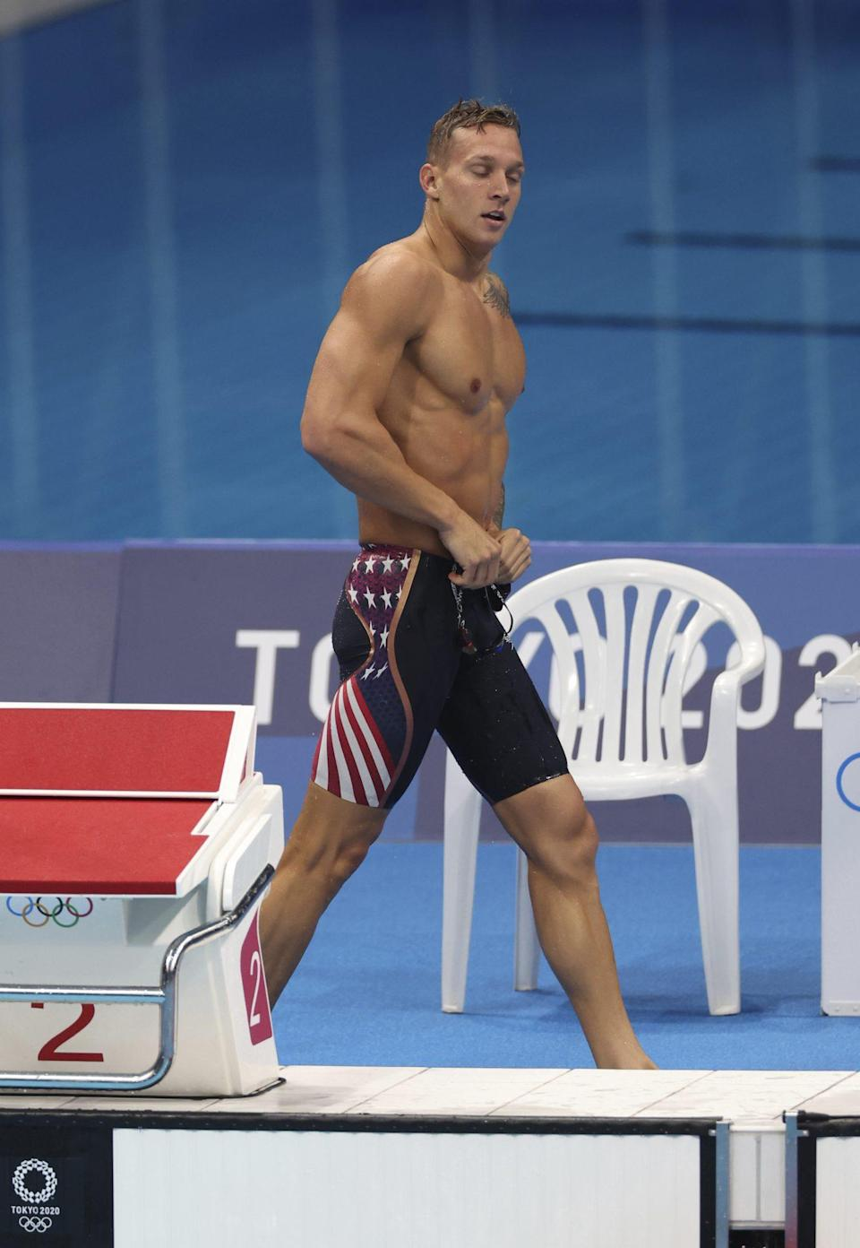 <p>Tokyo marked the second Games for Dressel, who competed and medaled in relays at the Rio Games in 2016.</p>