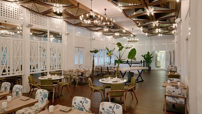 The Summer House Dining Room (Dok. Visit Singapore)