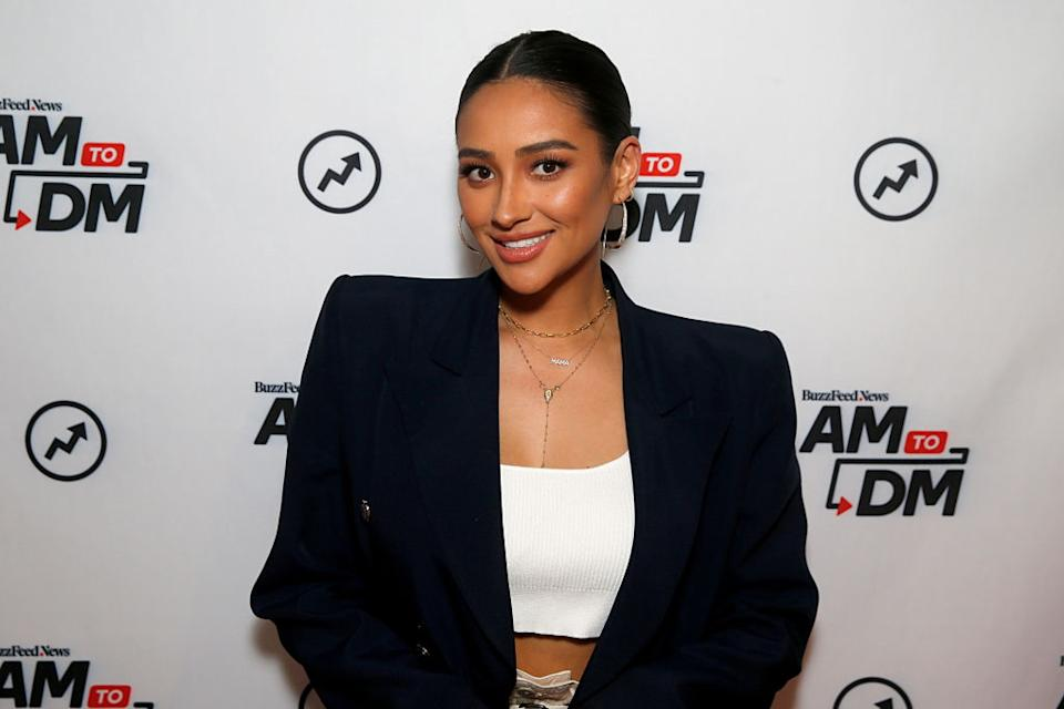 Shay Mitchell welcomed a daughter in October 2019. (Photo: Dominik Bindl/Getty Images)