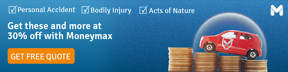 Get the cheapest car insurance at Moneymax!