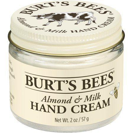 """<p><strong>Burt's Bees</strong></p><p>walmart.com</p><p><strong>$8.56</strong></p><p><a href=""""https://go.redirectingat.com?id=74968X1596630&url=https%3A%2F%2Fwww.walmart.com%2Fip%2F10317548&sref=https%3A%2F%2Fwww.thepioneerwoman.com%2Fholidays-celebrations%2Fgifts%2Fg32303677%2Fgifts-for-grandparents%2F"""" rel=""""nofollow noopener"""" target=""""_blank"""" data-ylk=""""slk:Shop Now"""" class=""""link rapid-noclick-resp"""">Shop Now</a></p><p>A super rich cream with sweet almond oil and vitamin E will help hydrate and soothe cracked skin. They'll also feel good about the fact that it contains no parabens or phthalates.</p>"""
