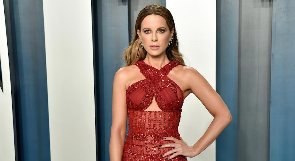 Kate Beckinsale has opened up about her relationship with ageing. (Getty Images)